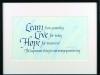 021 磯西香織 『Hope for tomorrow』