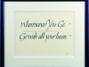 102 杉山泰子 『Wheresoever you go』