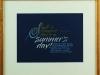 189 松田千春 『夏の日』