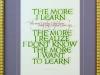219 吉川裕子 『The more I learn・・・』