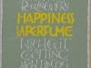 125 進藤 和美 「Happiness is a perfume」