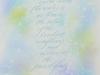 093 古賀 恵利子 「blue」