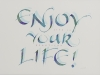 199 広江 真理 「Enjoy Your Life!」
