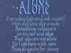 217 前原 照美 「You Are Not Alone」